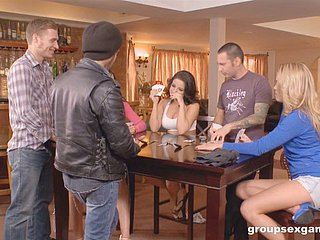House party loops buy a great orgy prevalent hot milfs