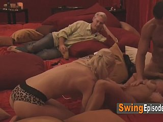 a swinger orgy lavish horny couples and uncover hot individuals