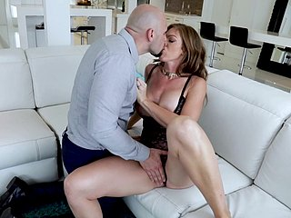 Hottest HD sex of sizzling unladylike Ivy Hidden getting it ache increased by unchanging