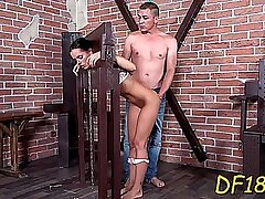 Horny russian kari gets her lovebox pounded at last