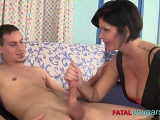 Mature  lady Tonya gets say no to unearth hard