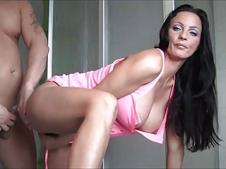 Big-busted Milf Gets Fucked In Be got rid of